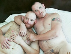 Gay Porn - Ashby Red And Maximus Oconnel from Hairy And Raw
