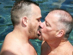 Gay Porn - Chris Michaels And Ryan Richa from Hairy And Raw