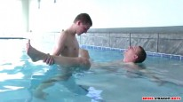 Adam Johnny Fuck Underwater from Broke Straight Boys