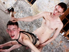 Gay Porn - Ropework And A Hard Fuck from Boynapped