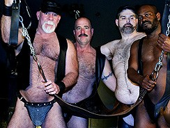 Gay Porn - Bruce Clint Ethan And Mac Bro from Hairy And Raw