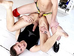 Gay Porn - Hot Locker Room Sex from Staxus