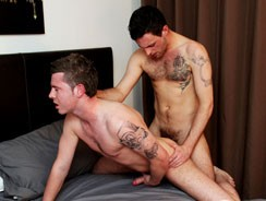 Gay Porn - Dale Gets A Hard Fuck From Ri from Blake Mason