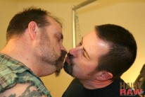 Brett Kenyon And Tj Wolfe from Hairy And Raw