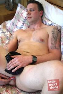 Gary Ryman from Lads Next Door
