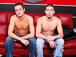 Jason Matthews And Damien Kyl from Broke Straight Boys