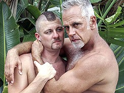 Gay Porn - Jeff Grove And Christian Matt from Hairy And Raw