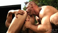 Hard Wood Scene 02 from Colt Studio