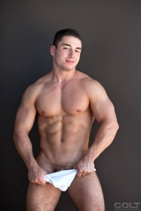 Marc Dylan from Colt Studio