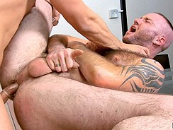 Gay Porn - Lock Stock And Cock Part 3 from Men