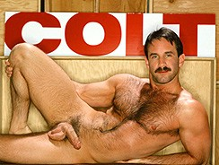 gay sex - Steve Kelso from Colt Studio