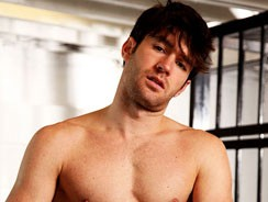 gay sex - Woody Fox Dungeon from Uk Naked Men