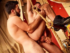 Gay Porn - Jimmy Fanz And Josh Long from Raging Stallion