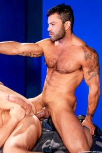 Trenton Ducati And Rogan Rich from Raging Stallion