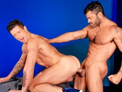 Gay Porn - Trenton Ducati And Rogan Rich from Raging Stallion