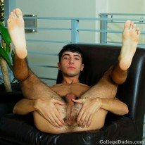 Chad Carlisle Busts A Nut from College Dudes