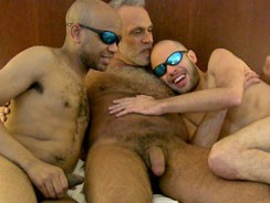 Gay Porn - Jeff Michael And Xavier from Hairy And Raw