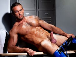 Gay Porn - Slick Scene 2 from Colt Studio