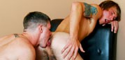 Jerry Ford Fucks Tom Faulk from College Dudes