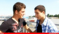 Ariel Vanean And Gino Mosca from Bel Ami Online