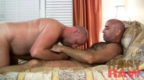 Hank Lawton And Manuel Rider from Hairy And Raw