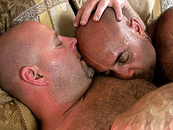 Gay Porn - Hank Lawton And Manuel Rider from Hairy And Raw
