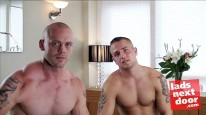 Diesel And Billy Solomon from Lads Next Door