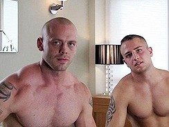 Gay Porn - Diesel And Billy Solomon from Lads Next Door