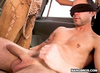 Dick Being Served On from Bait Bus