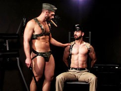 Gay Porn - Armour Scene 5 from Colt Studio