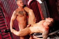 Caleb Colton And Mitchell Roc from Raging Stallion
