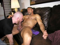 Vicent Stuffs Sean from New York Straight Men