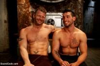 Jeremy Stevens And Casey More from Bound Gods