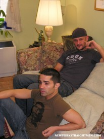 Vin And Bobby from New York Straight Men