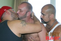 Kurt Rafael And Tony from Hairy And Raw