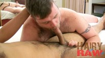 David And Tavi from Hairy And Raw
