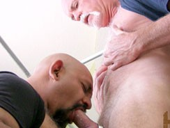 Gay Porn - Dave Skavo And Hart Caldwell from Hairy And Raw