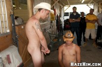 Pledge Rodeo from Haze Him