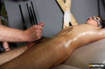 Sebastian Strokes The Cum Fro from Boynapped