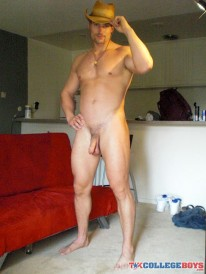 Kevin F from Tx College Boys