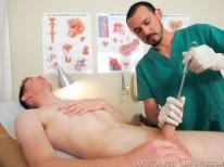 Dr Geo And Derek from College Boy Physicals