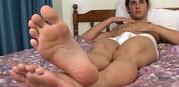 Camerons Feet from Boy Feet