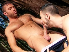 Gay Porn - Muscle Ridge Scene 2 from Colt Studio