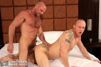 Chad Brock And Mason Garet from Bareback That Hole