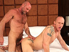 Gay Porn - Chad Brock And Mason Garet from Bareback That Hole