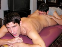 Jeremys Massage from New York Straight Men