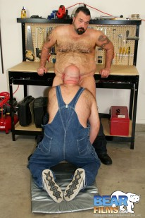 Dirk Magnum And Tj Dillon from Bear Films