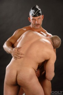 Uniform Men Scene 3 from Colt Studio