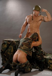 Uniform Me Scene 2 from Colt Studio