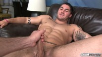 Nicholas Surprise Handjob from Spunk Worthy